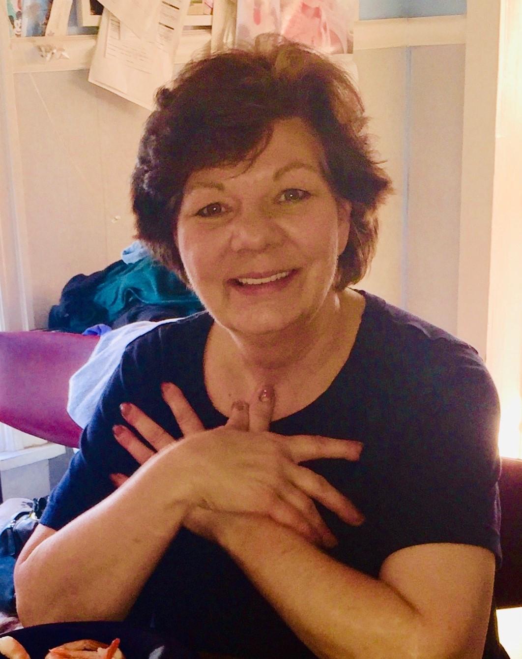 Mary Wingfield